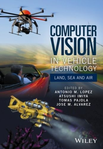 9781118868072 image Computer Vision in Vehicle Technology