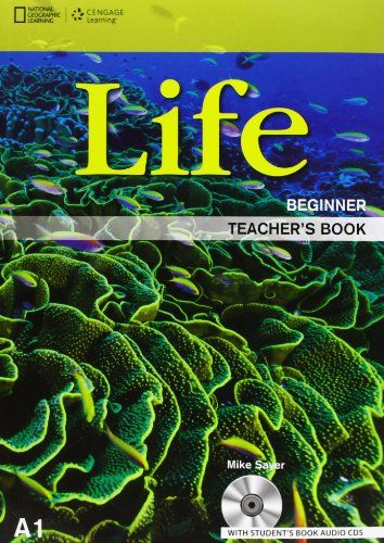 Life Beginner: Teacher's Book with Audio CD