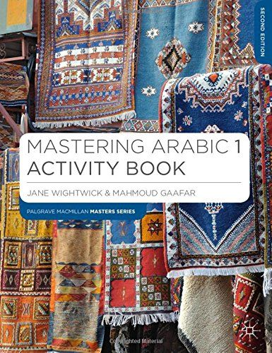 9781137372260 image Mastering Arabic 1 Activity Book
