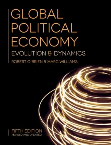 9781137523112 image Global Political Economy