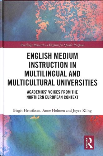 English Medium Instruction in Multilingual and Multicultural Universities