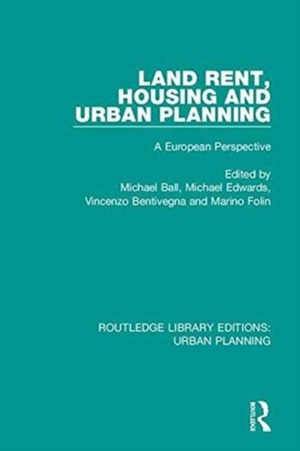 Land Rent, Housing and Urban Planning