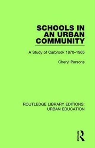 Schools in an Urban Community