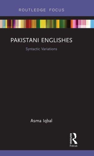 Pakistani Englishes