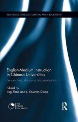 9781138668454 image English-Medium Instruction in Chinese Universities