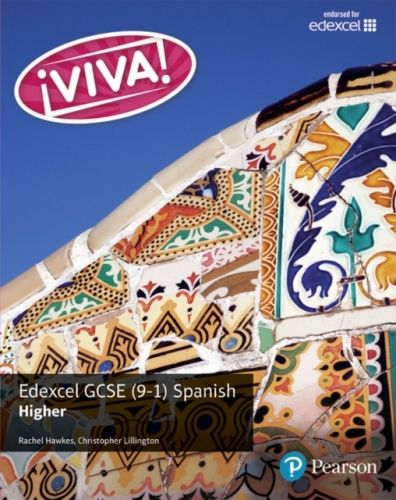 9781292118987 image Viva! Edexcel GCSE Spanish Higher Student Book