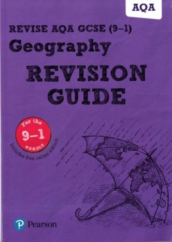 Revise AQA GCSE Geography Revision Guide