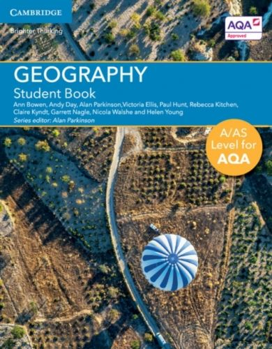 A Level (AS) Geography for AQA