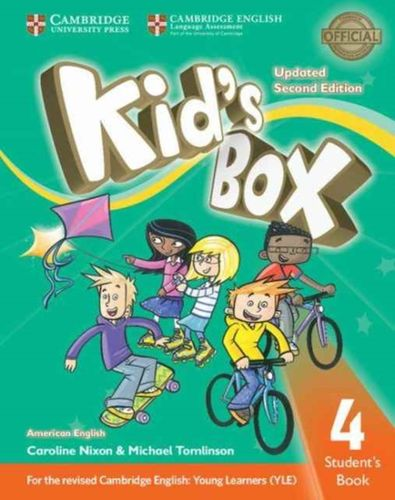 Kid's Box Level 4 Student's Book American English
