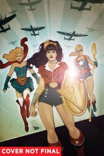 Dc Comics Bombshells Vol. 2