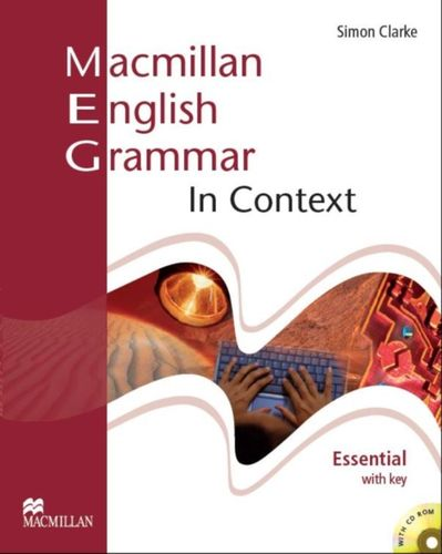 9781405070515 image Macmillan English Grammar In Context Essential Pack with Key