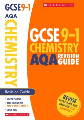 9781407176789 image Chemistry Revision Guide for AQA