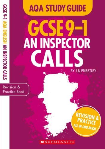 Inspector Calls AQA English Literature