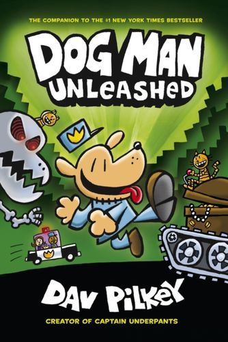 9781407186603 image Adventures of Dog Man 2: Unleashed