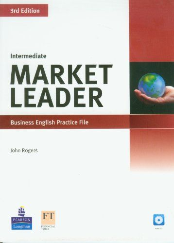 Market Leader 3rd edition Intermediate Practice File CD for pack