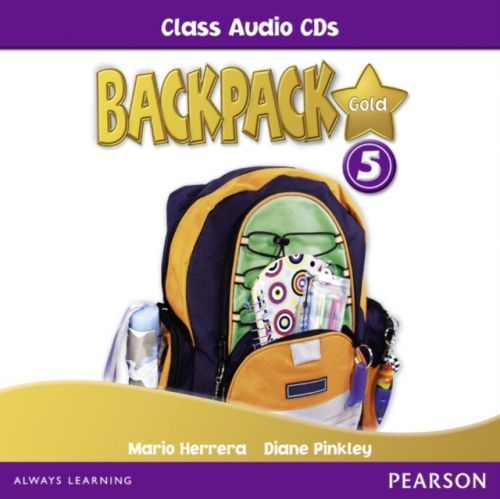 Backpack Gold 5 DVD New Edition