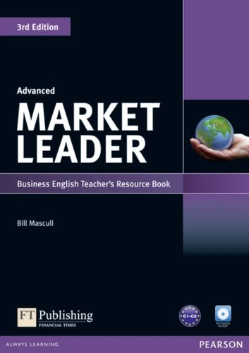 Market Leader 3rd Edition Advanced Teacher's Resource BookTest Master CD-ROM Pack