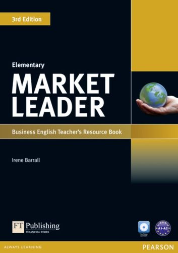 Market Leader 3rd Edition Elementary Teacher's Resource Book/Test Master CD-ROM Pack