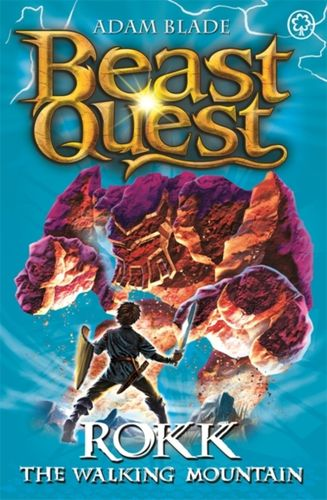 Beast Quest: Rokk The Walking Mountain