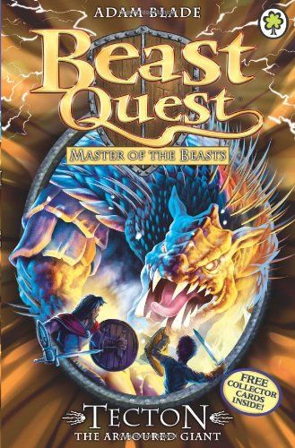 Beast Quest: Tecton the Armoured Giant