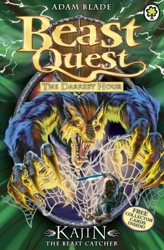 Beast Quest: Kajin the Beast Catcher