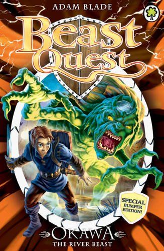 Beast Quest: Okawa the River Beast