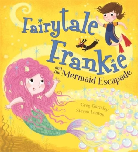 Fairytale Frankie and the Mermaid Escapade