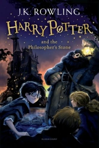 9781408855652 image Harry Potter and the Philosopher's Stone