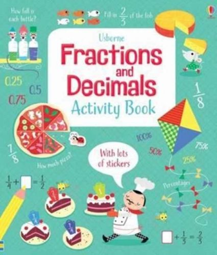 9781409598831 image Fractions and Decimals Activity Book