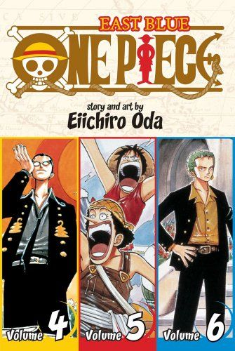 9781421536262 image One Piece:  East Blue 4-5-6, Vol. 2 (Omnibus Edition)
