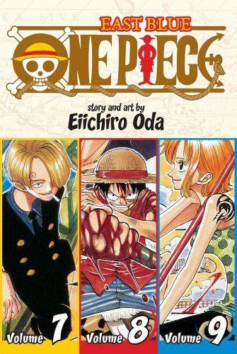 One Piece:  East Blue 7-8-9, Vol. 3 (Omnibus Edition)
