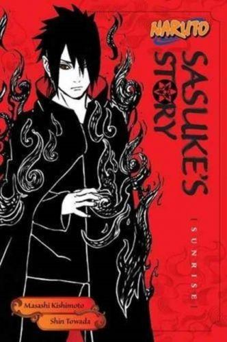 9781421591292 image Naruto: Sasuke's Story