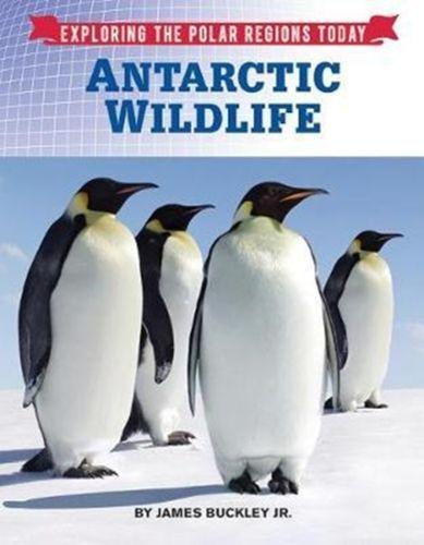 Exploring the Polar Regions Today: Antarctic Wildlife