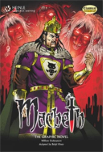 Macbeth (British English): Classic Graphic Novel Collection