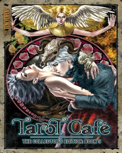 Tarot Cafe Manga Collection: Volume 3