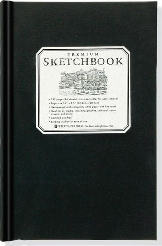 SM Premium Sketchbook