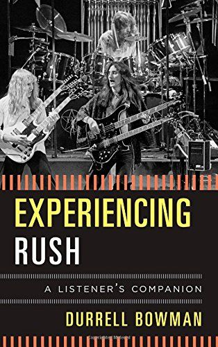 9781442231306 image Experiencing Rush