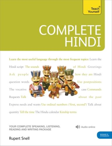 9781444106831 image Complete Hindi Beginner to Intermediate Course