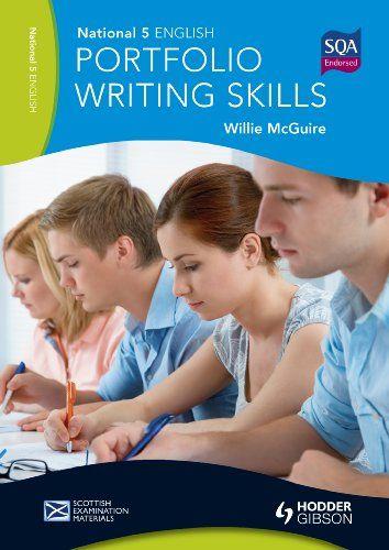 National 5 English: Portfolio Writing Skills
