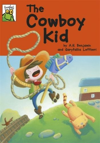 Froglets: The Cowboy Kid