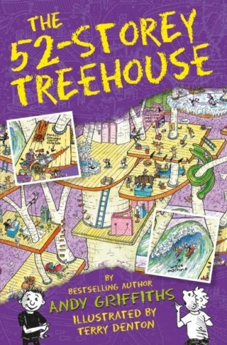 52-Storey Treehouse