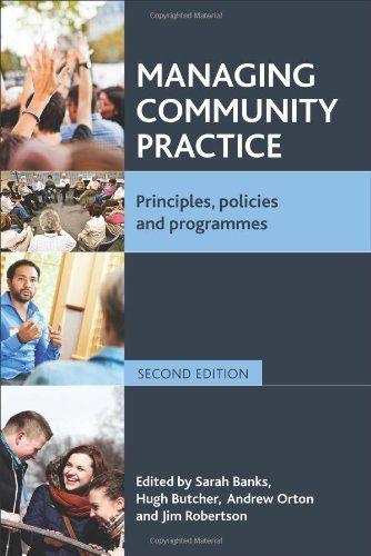 Managing community practice