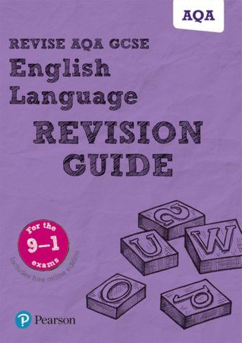Revise AQA GCSE English Language Revision Guide
