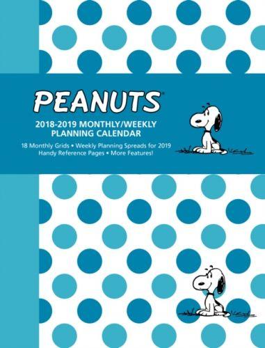 Peanuts 2019 Diary