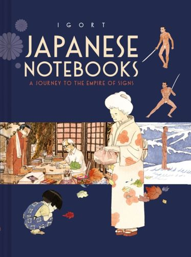 9781452158709 image Japanese Notebooks