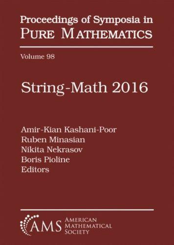 String-Math 2016