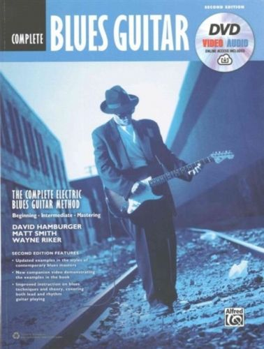 COMPLETE BLUES GUITAR METHOD 2ND EDITION