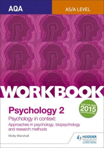 AQA Psychology for A Level Workbook 2