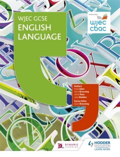 WJEC GCSE English Language Student Book