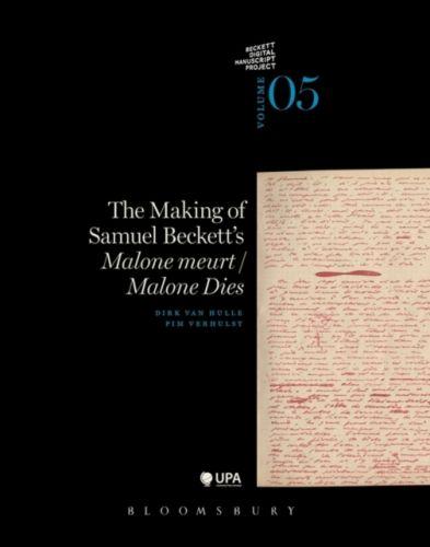 Making of Samuel Beckett's 'Malone Dies'/'Malone meurt'